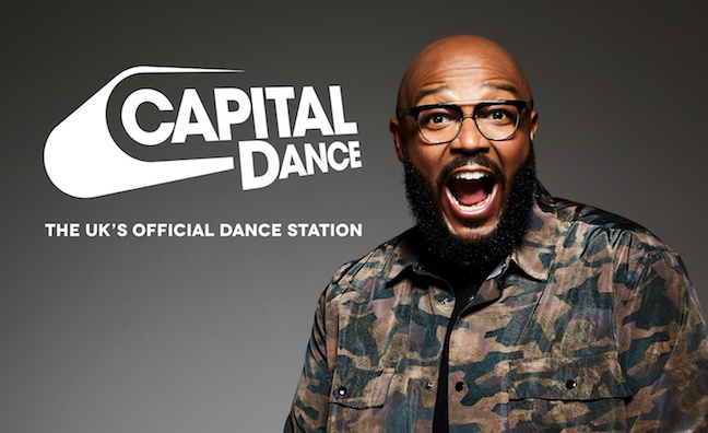 MistaJam to join Global's new station Capital Dance