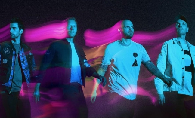 Coldplay premiere new single exclusively on TikTok as they confirm 2021 BRIT Awards performance