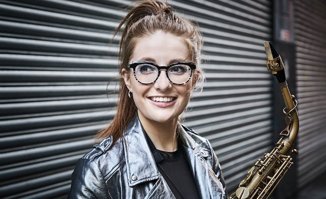 Jess Gillam joins BBC Proms TV line-up