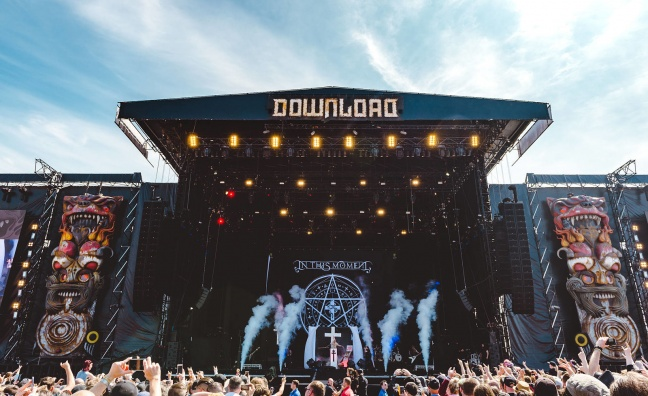 Live Nation's Andy Copping on the next wave of Download headliners