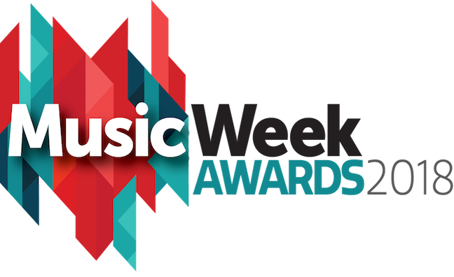 Music Week Awards nominated for Conference Awards 2018
