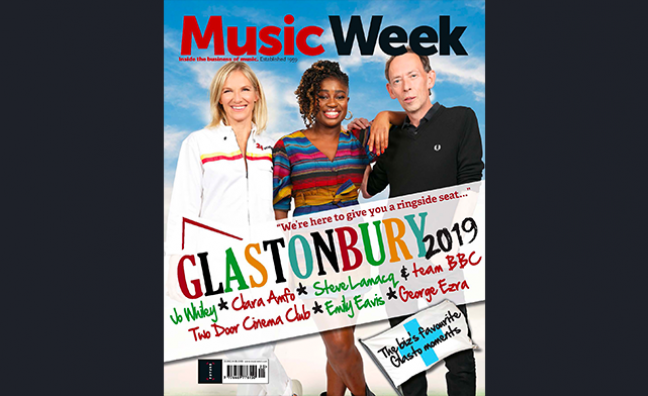 New edition of Music Week available now