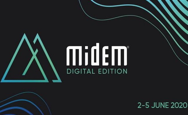 MIDEM Digital Edition: Coronavirus and mental health on the agenda for virtual conference