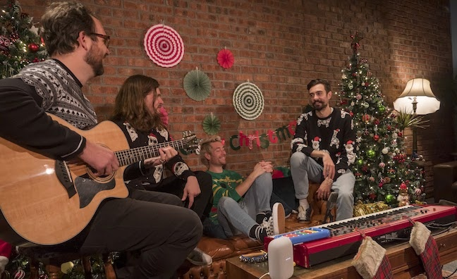 Bastille's guide to covering a Christmas classic