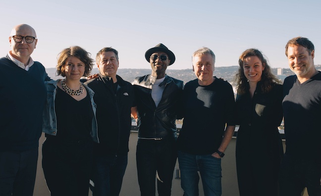 BMG signs Aloe Blacc to global recordings deal