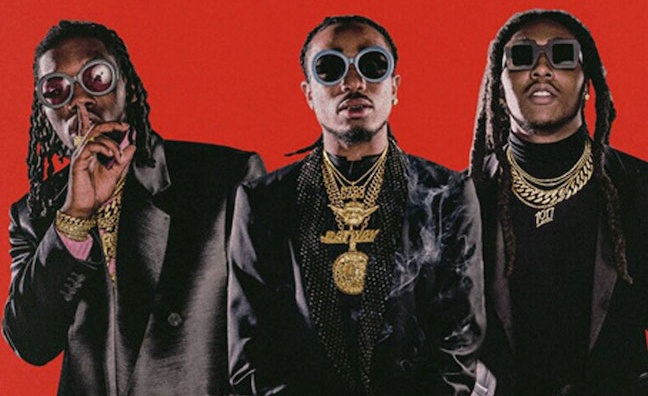 International charts analysis: Migos make strong start in European markets