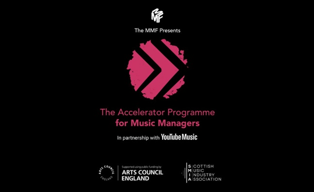 MMF secures Arts Council backing for Accelerator Programme