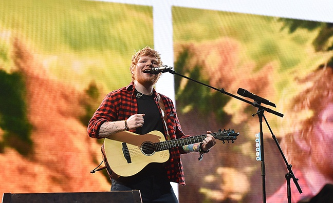 'Ed and Stu are keen to have a global perspective': Gaby Cawthorne on Ed Sheeran's international ambitions