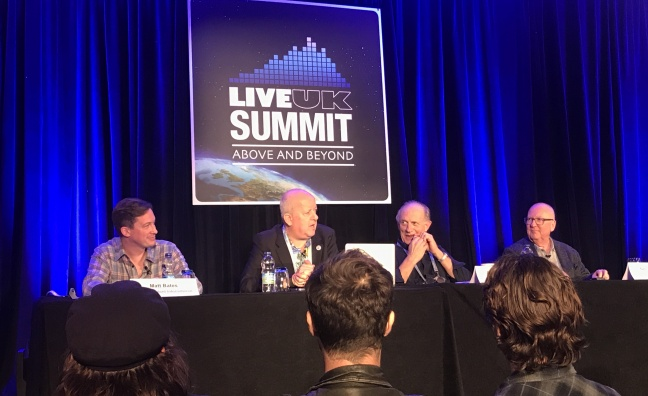 Agents run the rule over the touring sector at the Live UK Summit