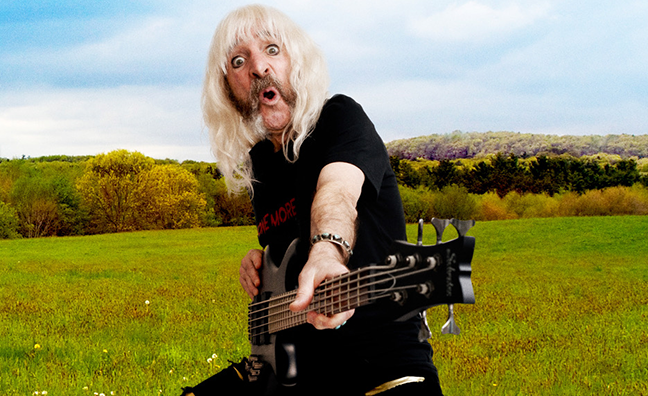 'I don't think mine and Drake's audiences overlap': Spinal Tap's Derek Smalls on going solo, streaming and pesky managers