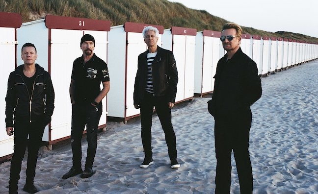 International Charts Analysis: U2's Songs Of Experience makes instant impact