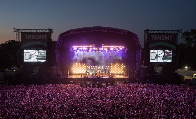Trnsmt boss Geoff Ellis: 'The days of drawing 85,000 people for a camping event in Scotland have probably gone'