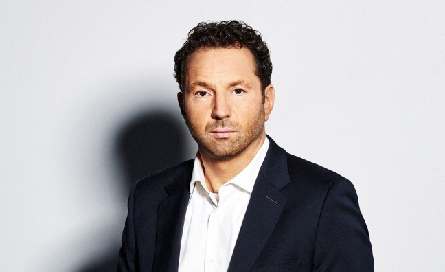 Michael Rapino agrees new five-year contract with Live Nation