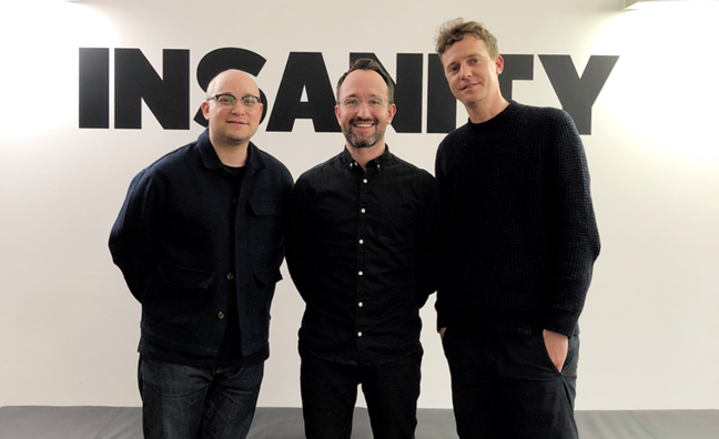 'We like the diversity of their business': Managers Jon Bailey and Marc Sheinman join Insanity