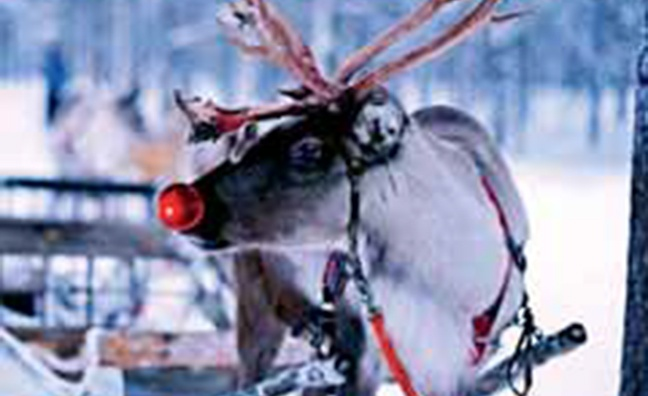 Tastemakers: What's Rudolph The Red-Nosed Reindeer listening to this week?