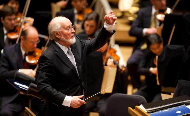 Legendary Hollywood composer John Williams set for Royal Albert Hall show