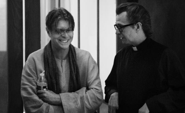 Gary Oldman to narrate David Bowie Is AR app