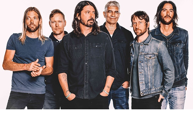 The Big Interview: Foo Fighters