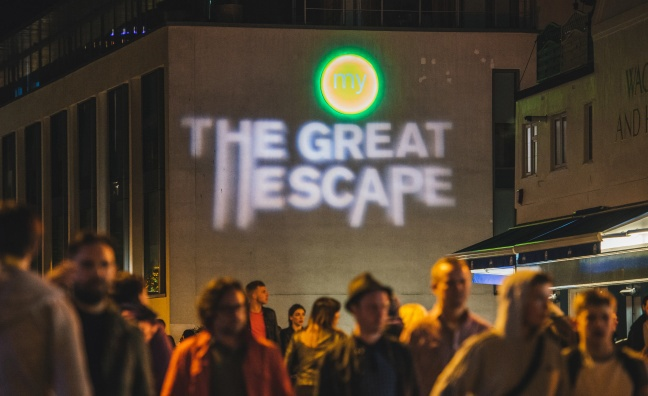 The Great Escape unveils First Fifty for 2019