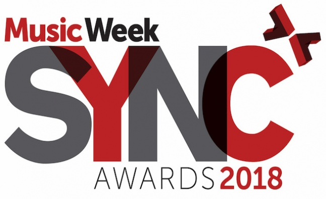 Syncing out loud: Music Week Sync Awards 2018 are go