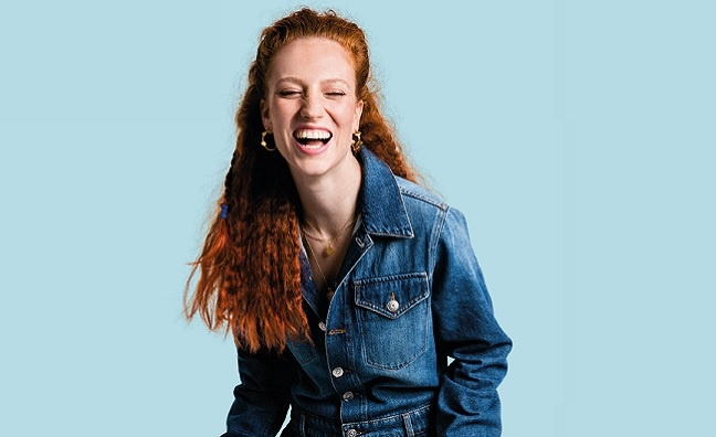 'An album is like a book': Jess Glynne on why long-players will be around forever