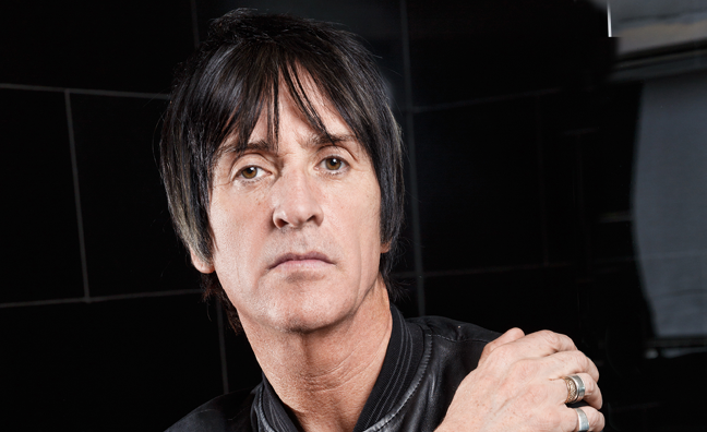WME's Marc Geiger and Russell Lewis Warby on Johnny Marr: 'He is one of the best and most influential guitarists of all time'