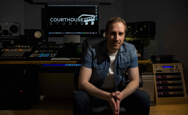 Six Questions With... DJ and producer Jon Craig