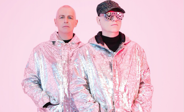 BBC TV to screen Pet Shop Boys live at Radio 2's Hyde Park festival