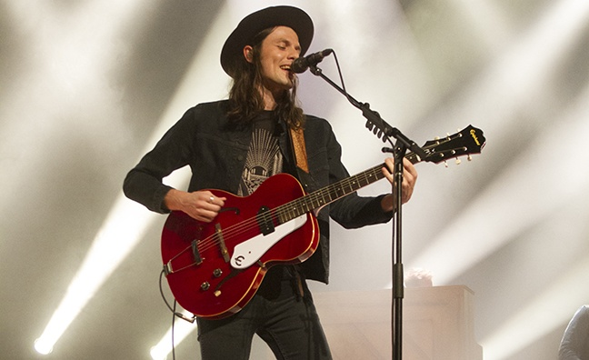 James Bay, Ed Sheeran and Zayn up for Song Of The Year at BMI London Awards