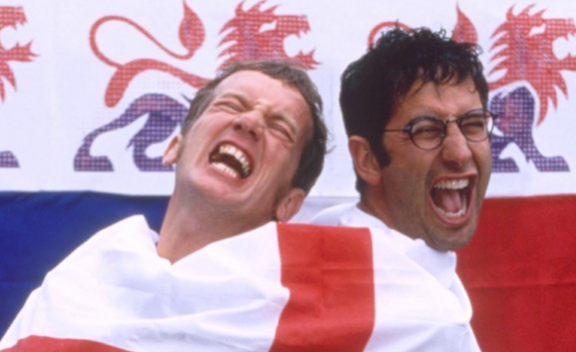 'We've been waiting to get the old emotions out': The enduring power of England's Three Lions hit