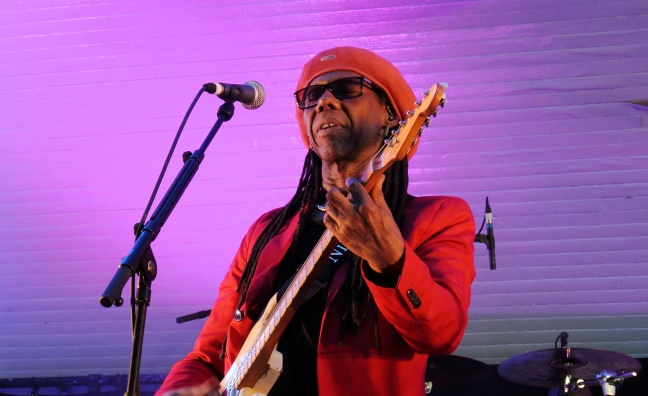 Nile Rodgers on Let's Dance: