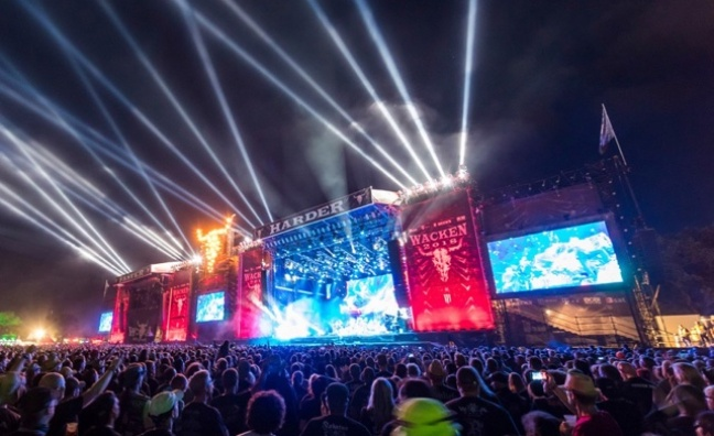 Superstruct partners with Wacken Open Air promoter ICS