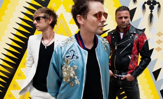 Muse sign with CAA