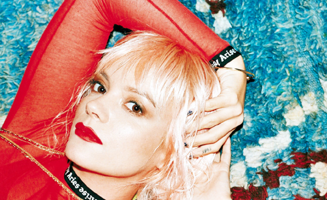 'She is an artist who has an important voice': Lily Allen's memoir is a bestseller