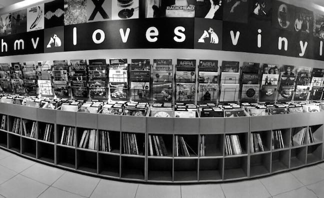 HMV stores 'work miracles' with rapid roll-out of music chain's huge vinyl expansion plan