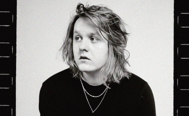 Lewis Capaldi's debut breaks record on Apple Music